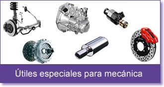 Utiles especiales para reparaciones y por marcas